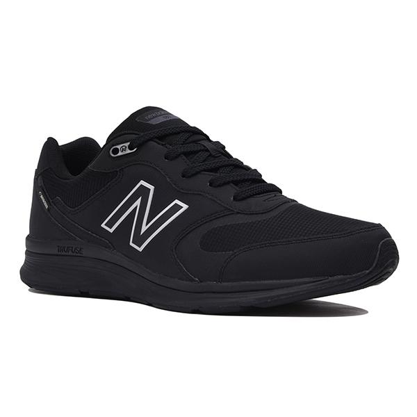 【new balance】MW880G-N4ネービー4E【紳士靴】【ウォーキング】【ゴアテックス】【TRUFUSE】【Ndurance】【ウォーキングストライパス】【袋ベロ】