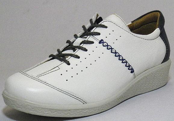 【SPORTH】スポルス2401ホワイトコンビ4E【婦人靴】【撥水加工】【本革】【幅広】【国産】【衝撃吸収】【ベステック】【洗えるインソール】【軽量設計】【ガーメントレザー】【Made in Japan】