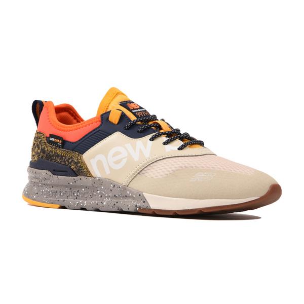【newbalance】CMT997H-Cベージュ/オレンジD【紳士靴】【ランニングスタイル】【ライフスタイル】