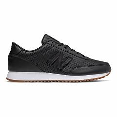 ☆【newbalance】MZ501IOEブラックD【紳士靴】【クラシカルランニングシューズ】【リップルソール】