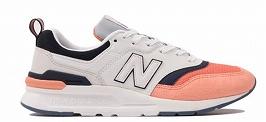 【newbalance】CW997H-BDホワイト/オレンジB【婦人靴】【ランニングスタイル】【ライフスタイル】