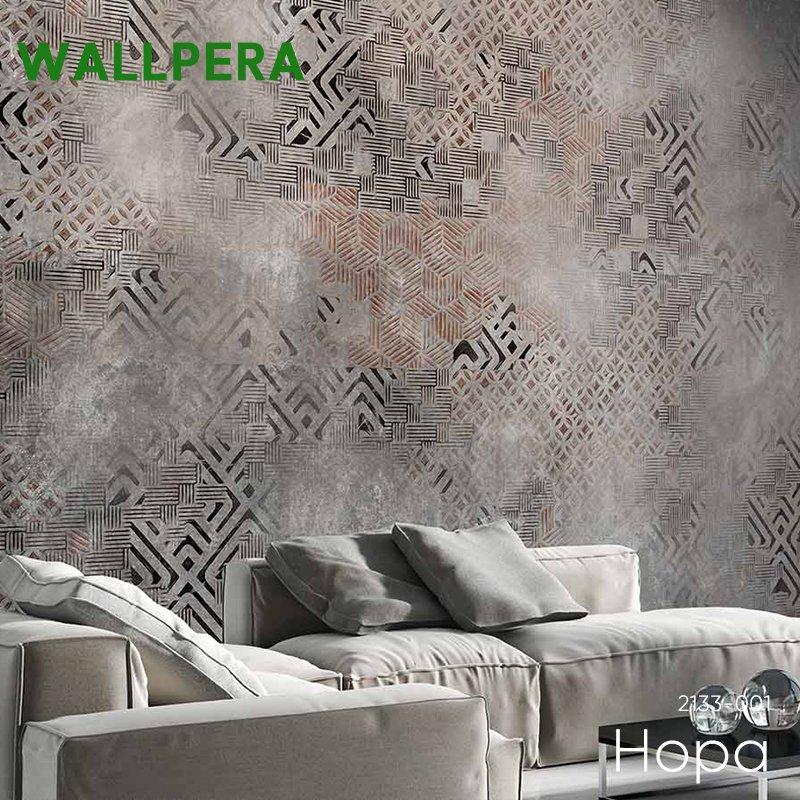 [1000円OFFクーポン配布中×マラソン]壁紙 クロス 輸入壁紙 おしゃれ フリース WALLPERA 北欧 2133-001 Hopa ホパ