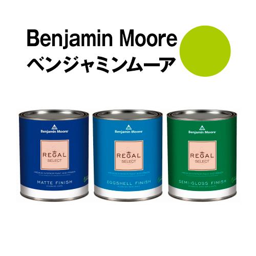 ベンジャミンムーアペイント 2025-10 bright bright lime 水性塗料 ガロン缶(3.8L)約20平米壁紙の上に塗れる水性ペンキ
