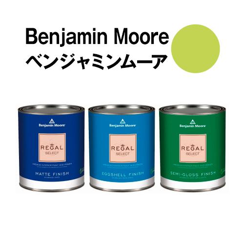 ベンジャミンムーアペイント 404 electric electric slide 水性塗料 ガロン缶(3.8L)約20平米壁紙の上に塗れる水性ペンキ