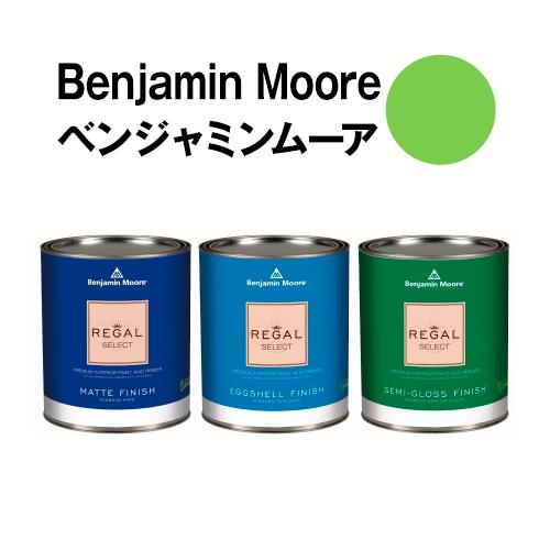 ベンジャミンムーアペイント 419 malachy malachy green 水性塗料 ガロン缶(3.8L)約20平米壁紙の上に塗れる水性ペンキ