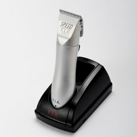 FIA スピード2 ペット用バリカン (シルバー)