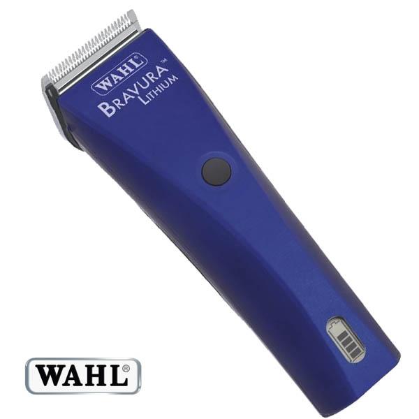 WAHL ブラビューラ  (コード・コードレス両用) (色=ロイヤルブルー)