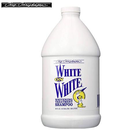 「クリスクリステンセン」WHITE ON WHITE カラーシャンプー(3785ml)