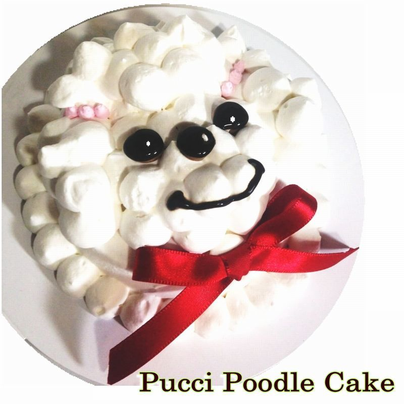 Superb Wan Plus Is Just Popular Among Cake Birthday Cake Petit Poodle 3 Funny Birthday Cards Online Aeocydamsfinfo