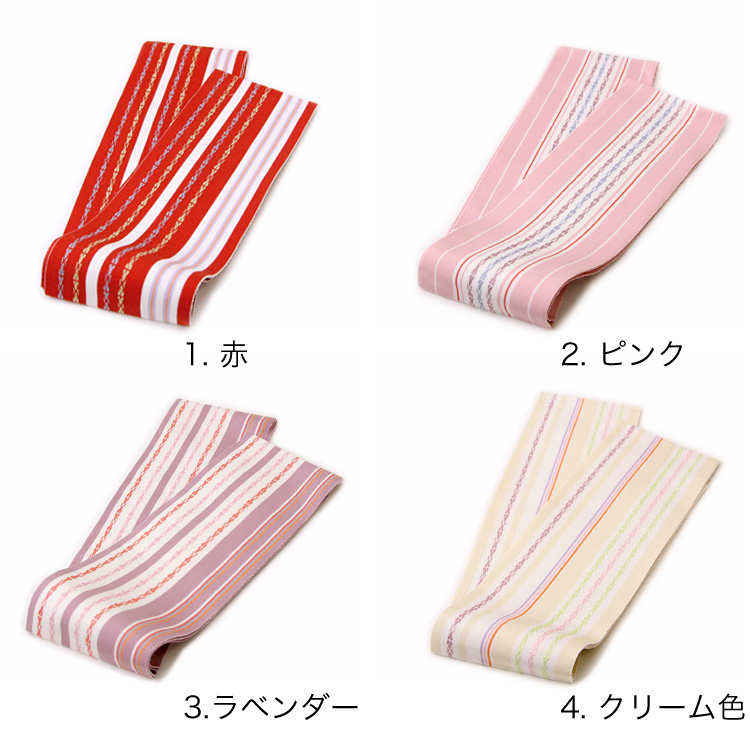 Can choose from 7 colors made in Japan silk date closing date 〆 (dated me's heroics) wrote a review in