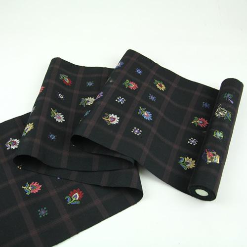 Made in Japan Nishijin weaving silk eight Nagoya-Obi kimono
