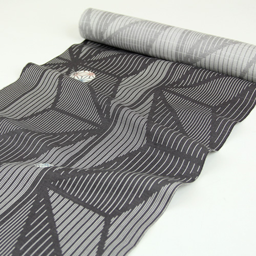 日本製正絹名古屋帯反物「京ほのか」