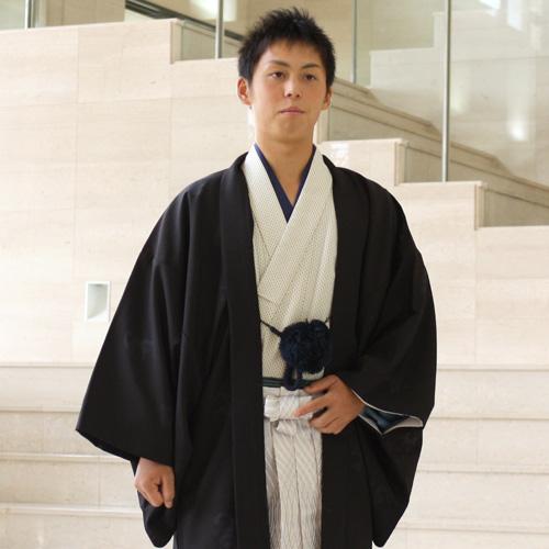 【レンタル】 男物羽織袴レンタル14点フルセット 成人式 卒業式 結婚式 卒業式 袴 レンタル 男