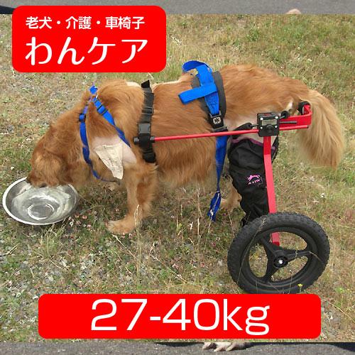 K-9カスタム車椅子(2輪) 体重30.1~40kg用 ペット 介護用品【送料無料】 老犬 高齢犬 わんケア 犬用 車イス 車いす ペットグッズ 犬用カート バギー 歩行器