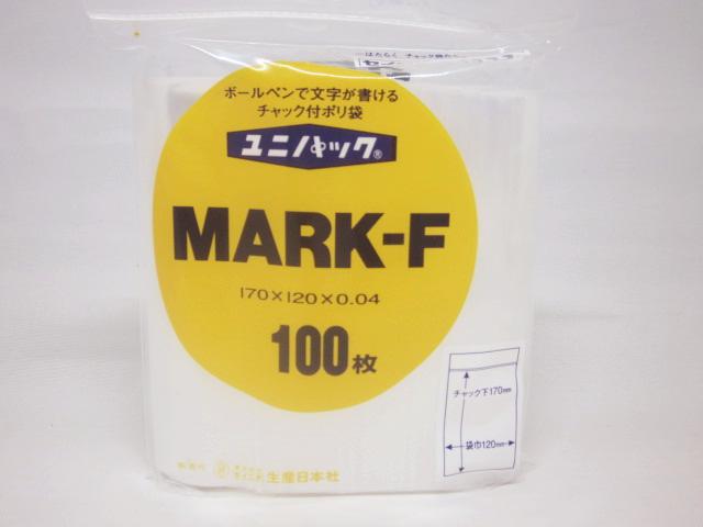 ユニパック MARK-F 1ケース6,000枚(100枚×60袋)