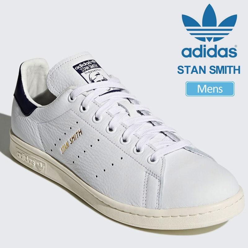 【正規取扱店】アディダス オリジナルス adidas originals スタンスミス スニーカー ホワイト ノーブルインク(CQ2870)(26-28cm)STAN SMITH メンズ【靴】 snk 2002wannado