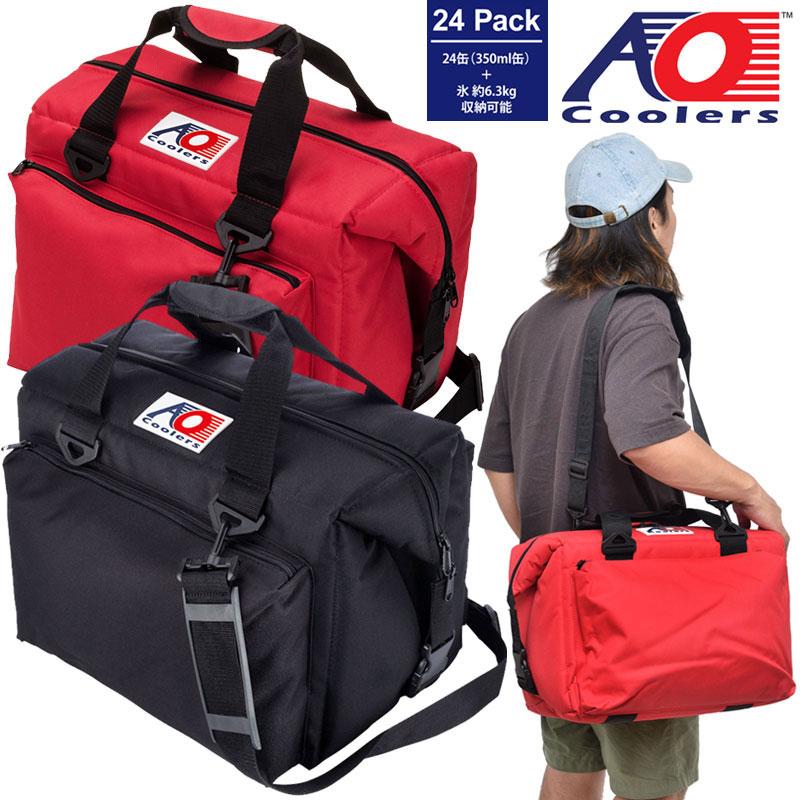 【正規取扱店】AOクーラー AO coolers 24パックキャンバスソフトクーラーデラックスメンズ レディース【鞄】 1908wannado
