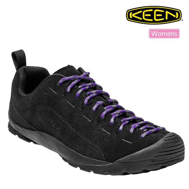 【正規取扱店】・キーン スニーカー ジャスパー[ブラック/ブラック](1017362)KEEN JASPER レディース【靴】 snk_1708wannado