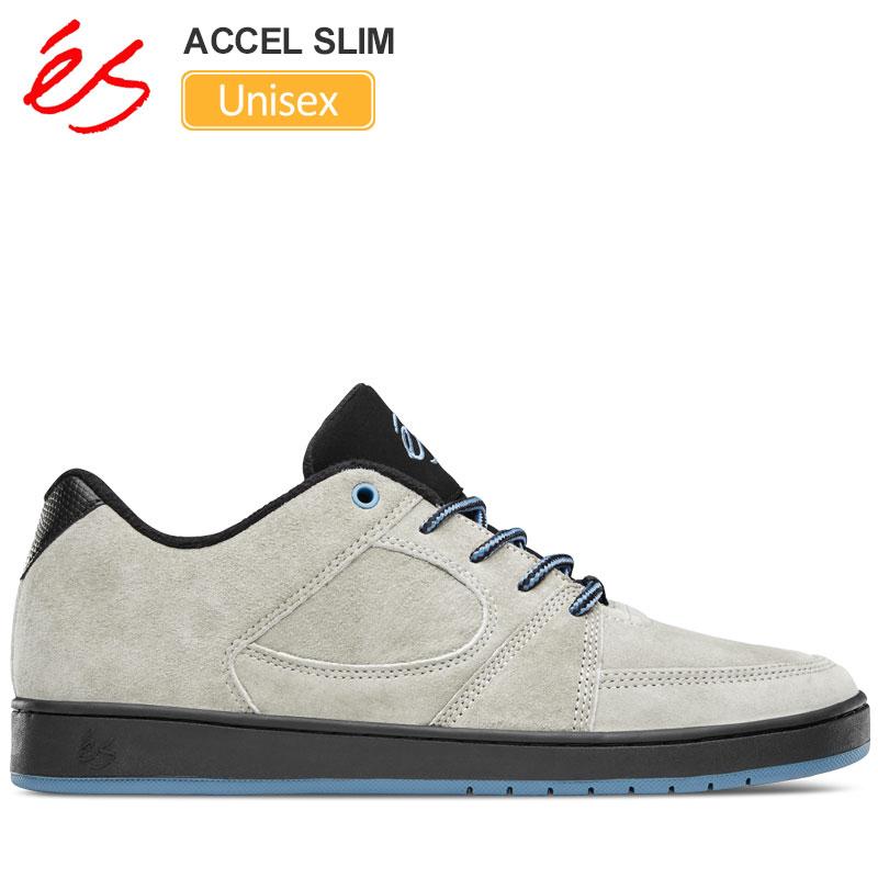 【正規取扱店】エス スニーカー 'es アクセルスリムタン/ブラック(23-28.5cm)ACCEL SLIM メンズ レディース【靴】 snk 1909wannado