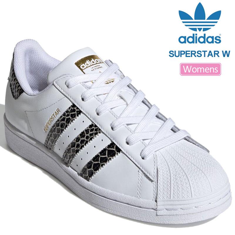 【正規取扱店】アディダス オリジナルス adidas originals スーパースター ウィメンズ スニーカー ホワイト ブラック(FV3294)(23-25cm)SUPERSTAR W レディース【靴】 snk 2002wannado