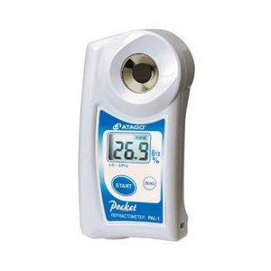 気軽に持ち運べるコンパクトサイズの糖度計 ご予約品 ATAGO アタゴ ポケット糖度計PAL パル ファッション通販