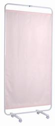 倉 連結も可能なスタンダードつい立て スタンダードスクリーン 90×183cm ピンク 人気 おすすめ ※個人様宅配送不可