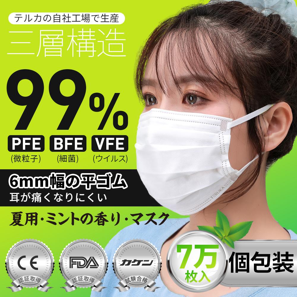 使い捨て マスク 女性 用