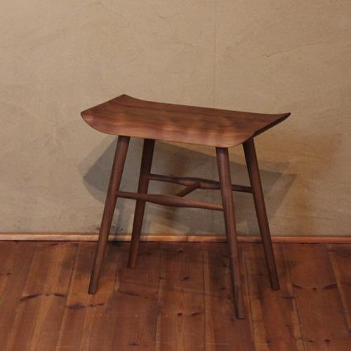 スツール サイドテーブル ウォールナット材 ティーテーブル ソファーテーブル コーヒーテーブル 腰掛 和モダン 和風モダン 北欧 おしゃれ おすすめ 日本製 国産 デザイン デザイナー 木製 天然木 家具職人 diy 長方形 ナチュラル モダン