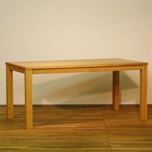 ダイニングテーブル 幅120cm~200cm 高さ65cm~74cm ホワイトオーク材 食堂テーブル 無垢材 北欧 和モダン デザイン デザイナー おしゃれ 人気 手作り diy 木製 天然木 日本製 国産 モダン ナチュラル シンプル 家具職人 家具メーカー