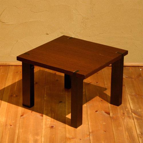 折りたたみテーブル 幅400cm ウェンジ材 正方形 コンパクト 収納性 折り畳みテーブル 折畳みテーブル 折りたたみ式 折り畳み式 文机 デスク 座卓 ミニテーブル ローテーブル サイドテーブル おしゃれ おすすめ 和モダン 和風モダン 小さい 軽量 diy 日本製 国産