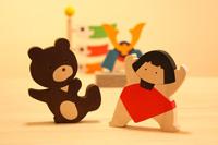 【森林工芸館】【金太郎ボックス】【2019/1月中旬発送分】 五月人形、五月飾り、初節句に