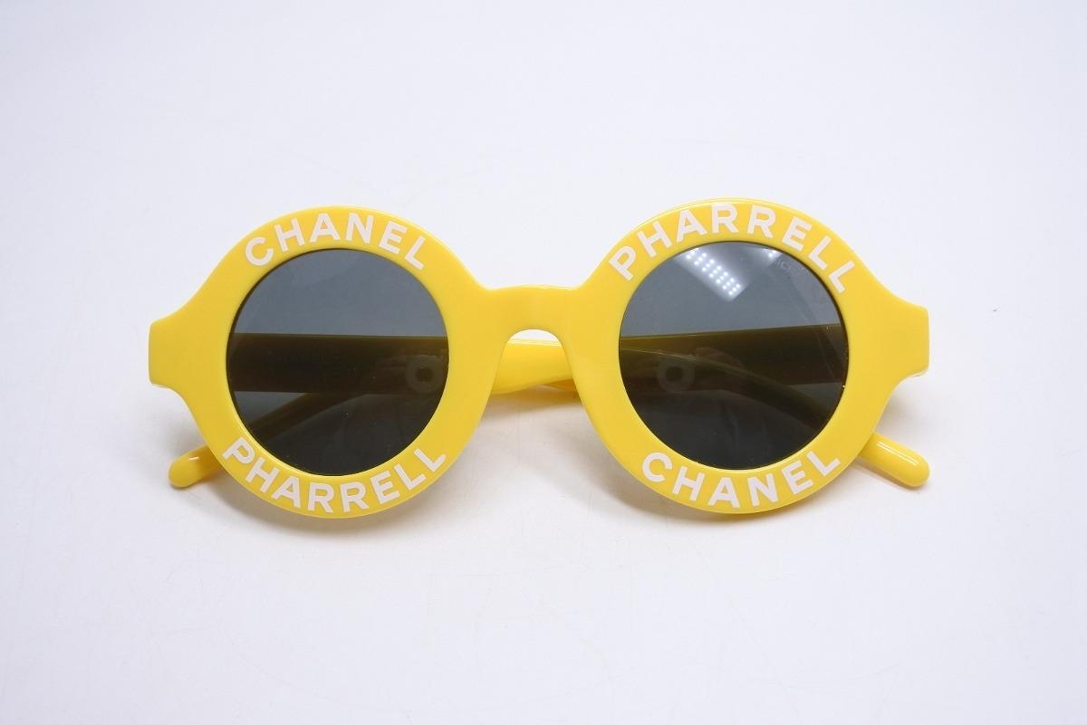 acb6738780c6 ... Chanel CHANEL: CHANEL PHARRELL Chanel Farrell sunglasses capsule  collection ...