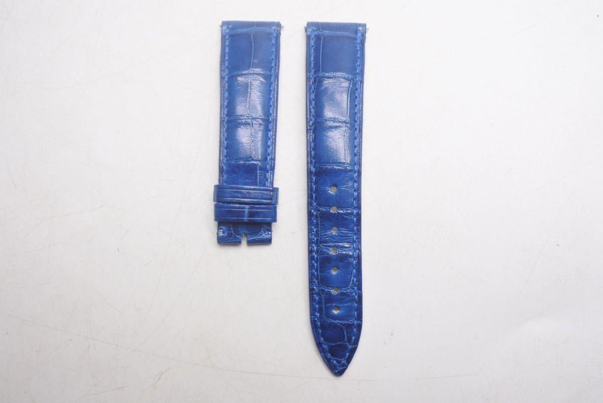 FRANCK MULLER フランク ミュラー 時計 ベルト 革 ブルー 07E COUSU MAIN USED 26650ont > 腕時計 美品 超激得SALE レザー レディース 中古 再再販 送料無料 34166 クロコ