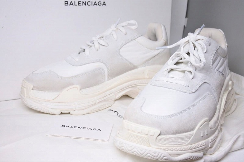 promo codes new collection lace up in Warashibe: ◇With [unused] ◇◇ バレンシアガ BALENCIAGA TRIPLE S ...