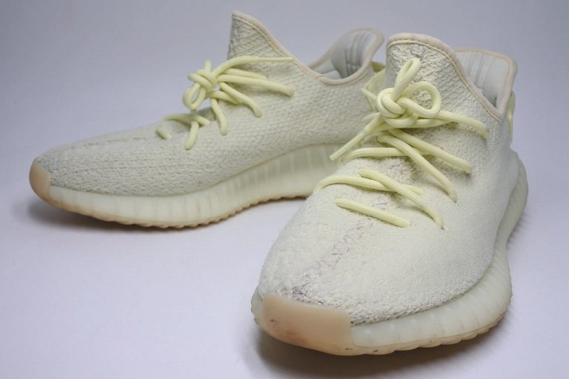 the latest f2657 0f49b ◆It is a ◆◆ Oadidas yeezy boost 350 V2 Butter 28cm Adidas easy boost butter  used beautiful article [used USED/]◆