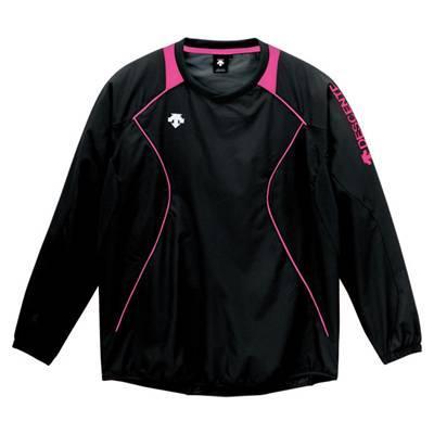 レディース ウィメンズ 超美品再入荷品質至上 女性 婦人 特売 デサント PRACTICE バレーボールレディースウエアシャツ DESCENTE DVB3312 TOP