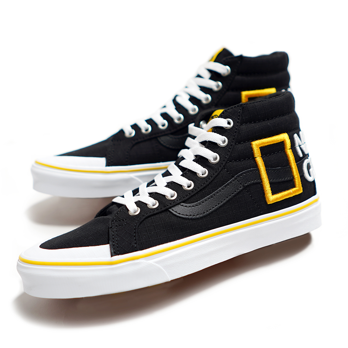 NATIONAL GEOGRAPHIC SK8-HI REISSUE OLD