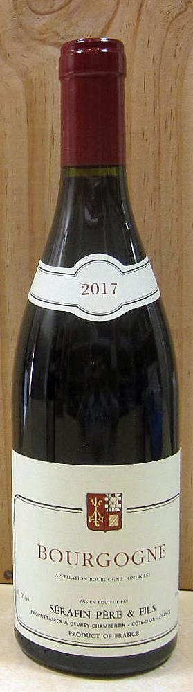 新作からSALEアイテム等お得な商品 満載 ≪ラック コーポレーションさん輸入のワインです ≫ 買物 ブルゴーニュ 2017 セラファン ルージュ