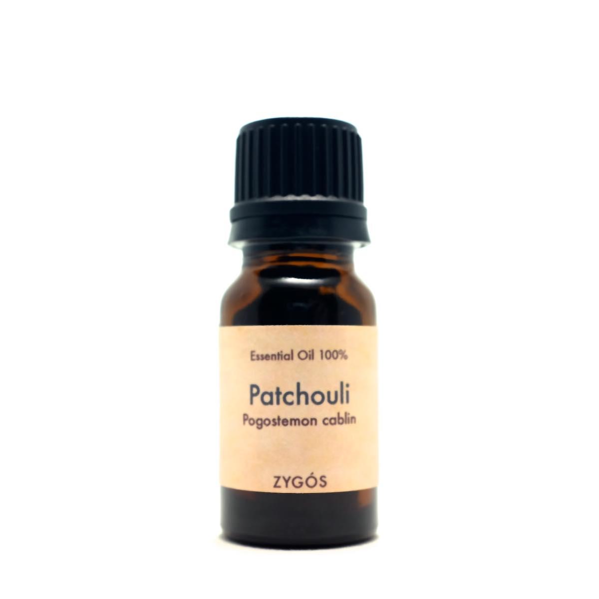 エキゾチックでクセのある香り エッセンシャルオイル100% 10ml パチュリ 永遠の定番 推奨 ※業務用卸価格