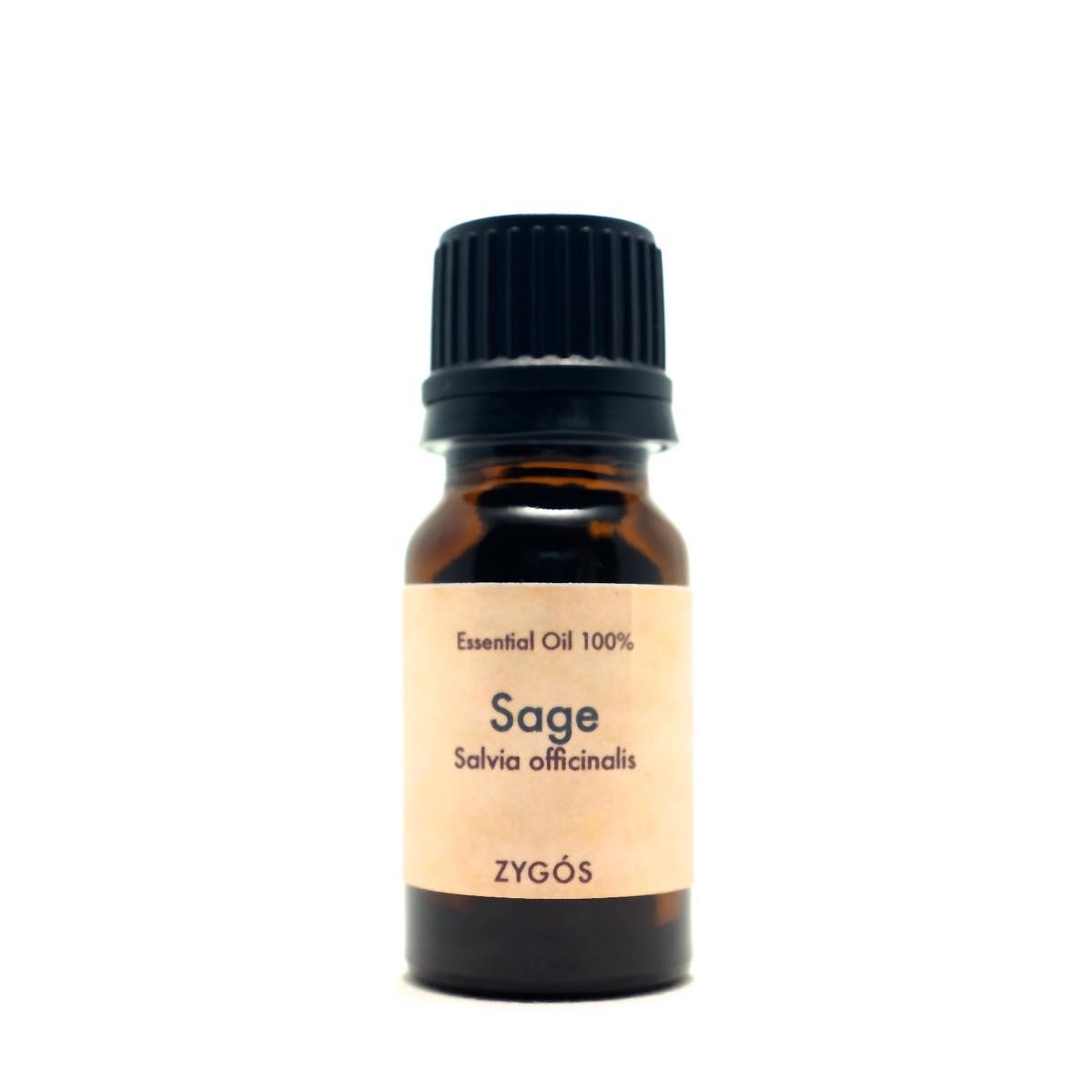 エッジのきいた強い香り エッセンシャルオイル100% 10ml ※業務用卸価格 激安 格安激安 激安特価 送料無料 セージ
