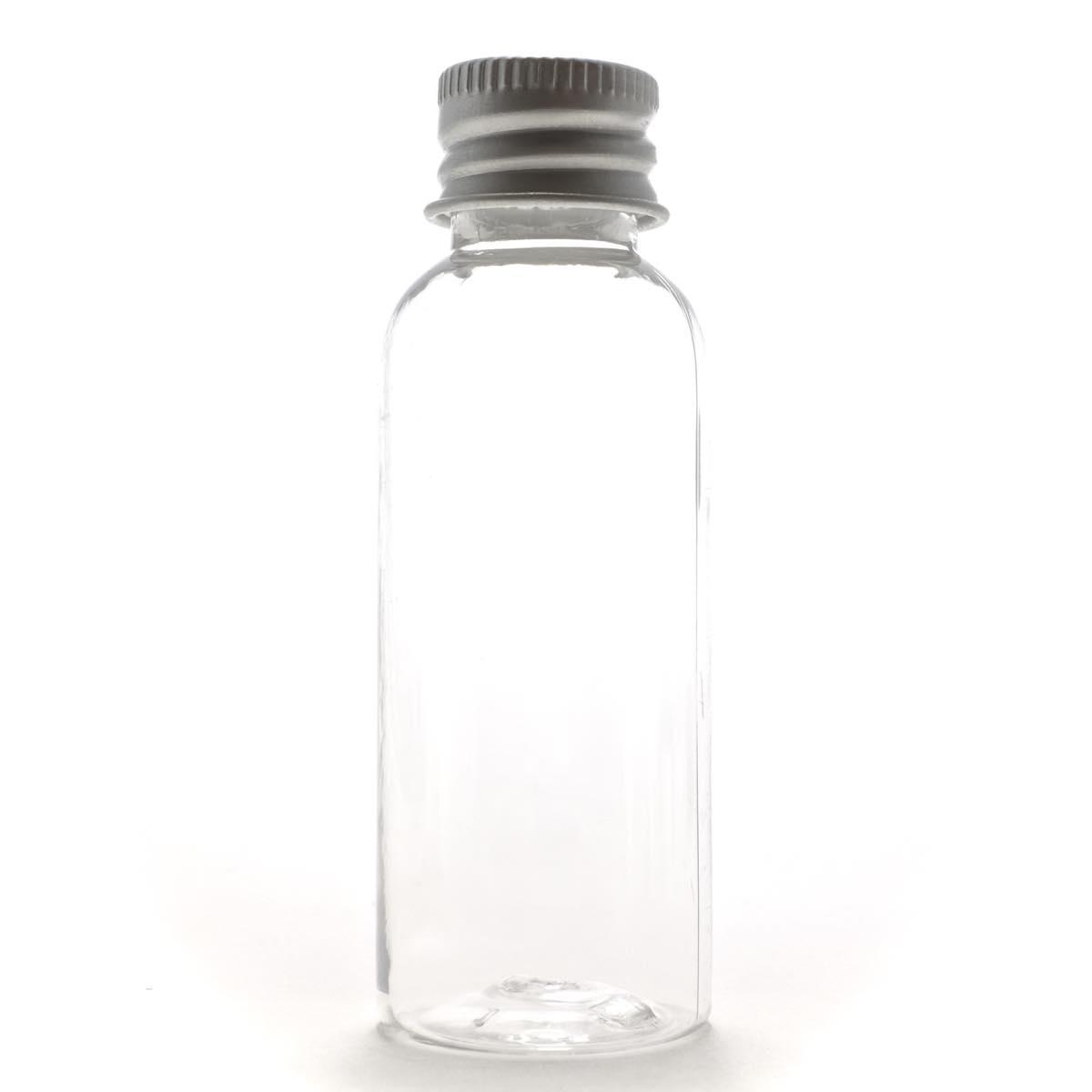 プラスチック容器 30mL【アルミキャップ】【240個入り/ロット 送料無料】