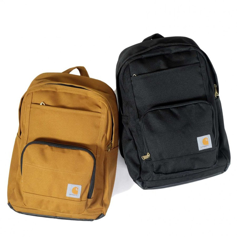 CARHARTT カーハート レガシークラシックワークパック バックパック ブラック ブラウン LEGACY CLASSIC WORK PACK BLACK BROWN