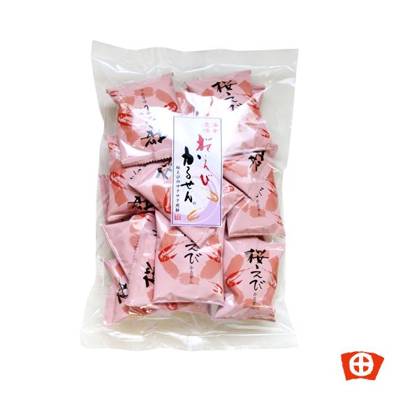 ◆高品質 桜えびのさくさくせんべい 田丸屋 桜えびかるせん WEB限定 静岡 お土産