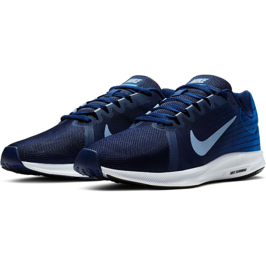 Nike men sneakers downshifter 8 908,984 405 NIKE DOWNSHIFTER 8 blue running light weight sale