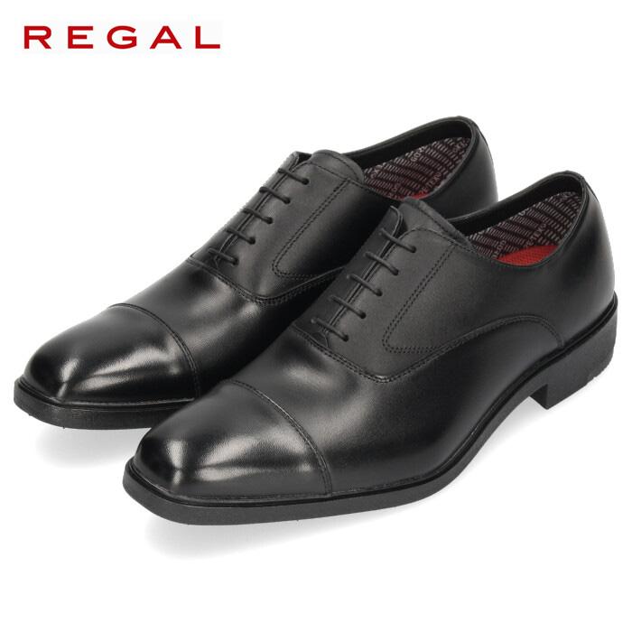 REGAL リーガル 靴 メンズ 31VR BE GORE-TEX ゴアテックス 紳士靴 防水 本革 黒 ストレートチップ ビジネスシューズ ブラック