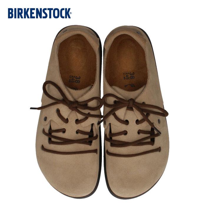 ビルケンシュトック BIRKENSTOCK レディース メンズ Montana 1006239 幅狭 靴 スエード トープ 国内正規品 本革 セール