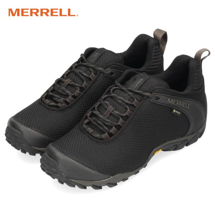 メレル カメレオン 8 ストーム ゴアテックス MERRELL CHAMELEON 8 STORM GORE-TEX J033103 メンズ ハイキングシューズ ブラック