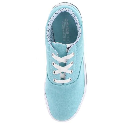阿迪達斯阿迪達斯 W NEOPARK ST 經典新公園 ST 經典 W F99447 埠 99447 婦女運動鞋泡沫藍
