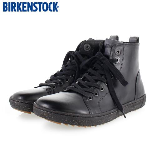 ビルケンシュトック BIRKENSTOCK バートレット BARTLETT MEN 1000980 メンズ スニーカー ハイカット ブラック セール