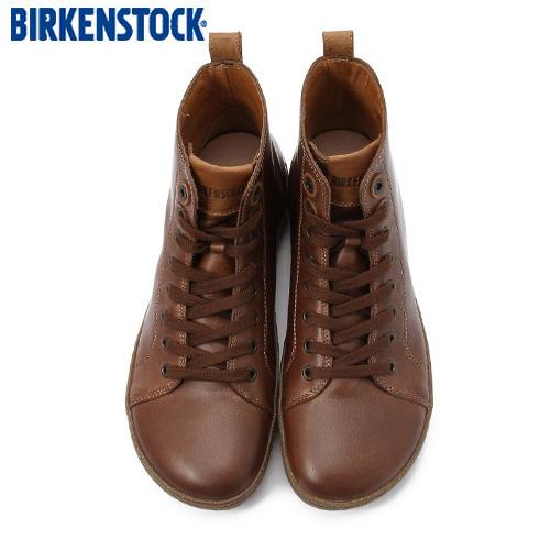 ビルケンシュトック BIRKENSTOCK バートレット BARTLETT MEN 1000982 メンズ スニーカー ハイカット ブラウン セール